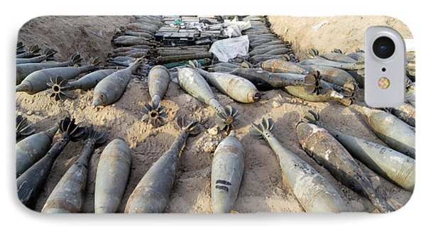 Mortar Rounds iPhone 8 Cases | Fine Art America