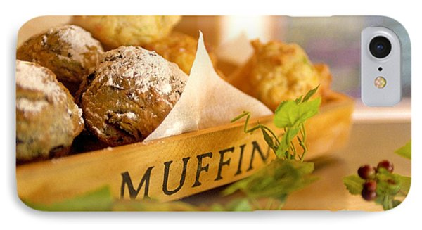 Muffins Fresh And Warm IPhone Case