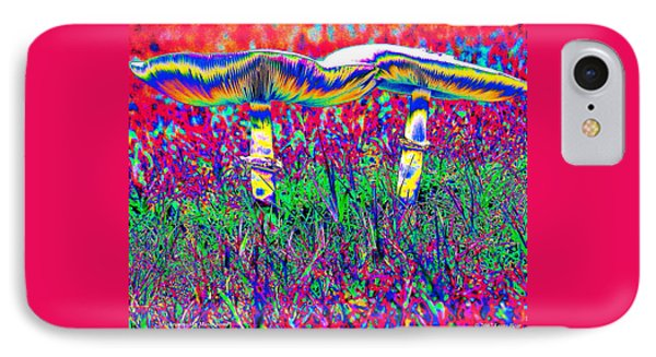 Mushrooms On Mushrooms IPhone Case