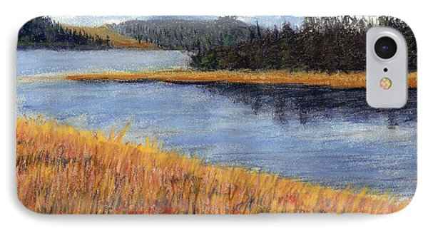 Nestucca River And Bay  IPhone Case