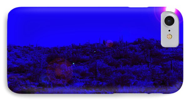 Night Or Day IPhone Case