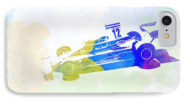 Niki Lauda IPhone Case