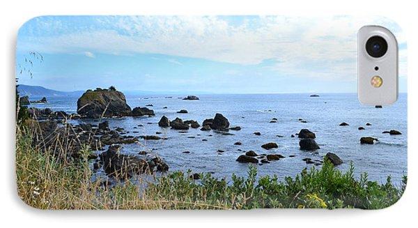 Northern California Coast2 IPhone Case