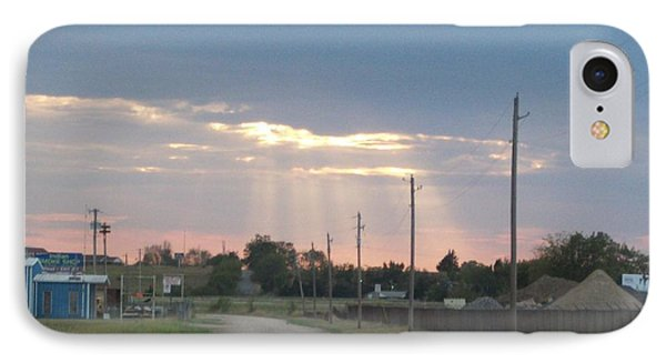 Oklahoma Beamer IPhone Case