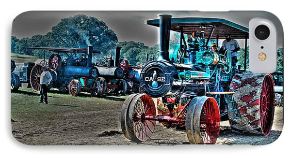 Old Case Tractor IPhone Case