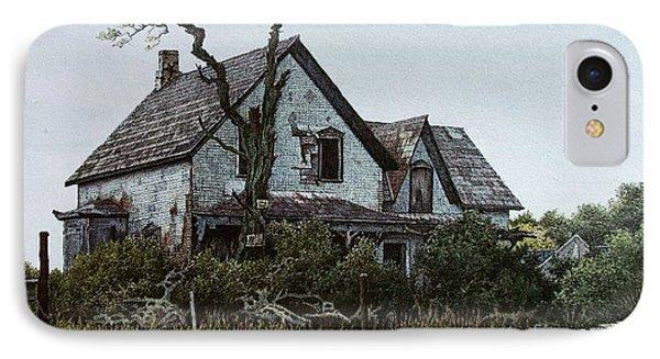 Old Farmhouse Picton IPhone Case