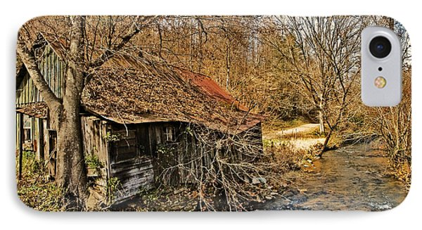 Old Home On A River IPhone Case