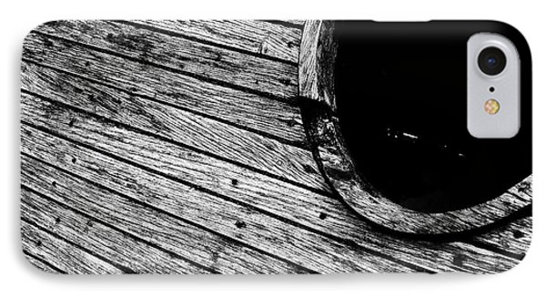 Old Wooden Boat IPhone Case