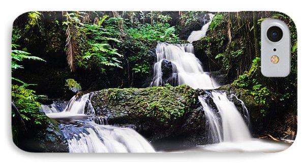 Onomea Falls IPhone Case
