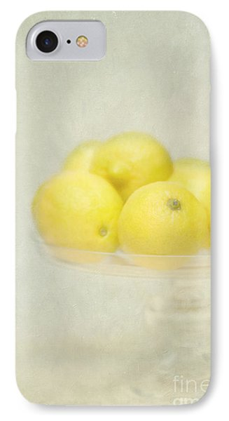 Painterly Lemons Stilllife IPhone Case