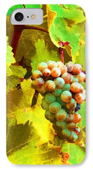 Paschke Grapes IPhone Case