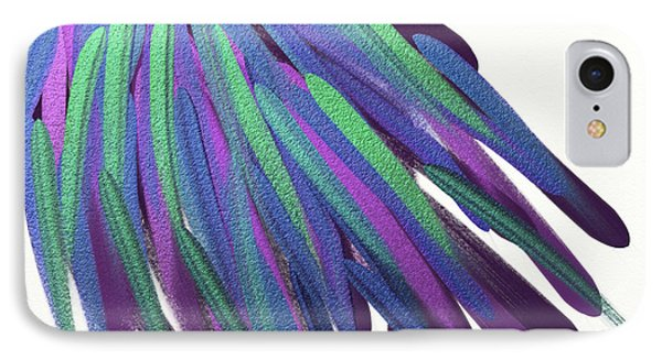 Peacock Wig IPhone Case