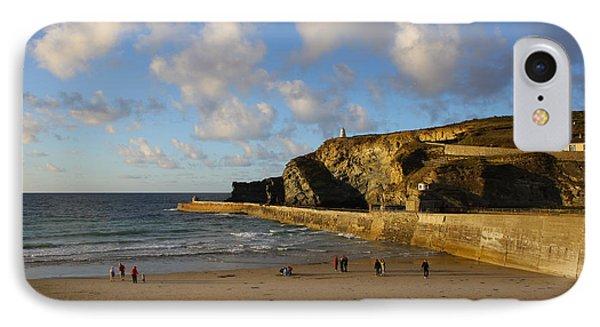 Portreath Beach IPhone Case