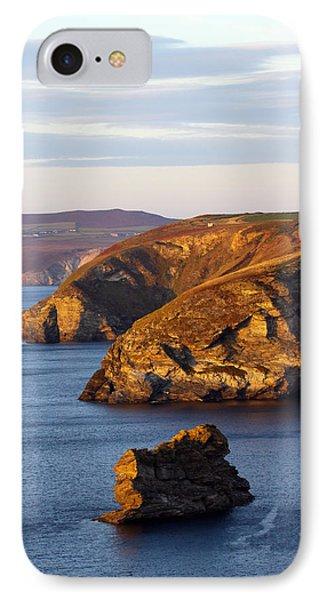 Portreath North Cliffs IPhone Case