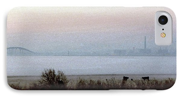 Pre-dawn Fog IPhone Case