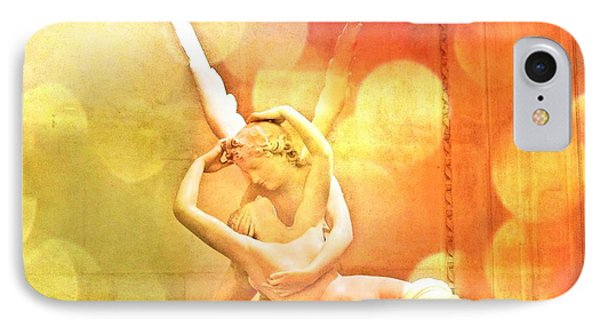 Psyche Revived By Cupid's Kiss IPhone Case