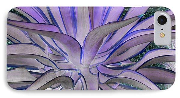 Purple Aloe IPhone Case