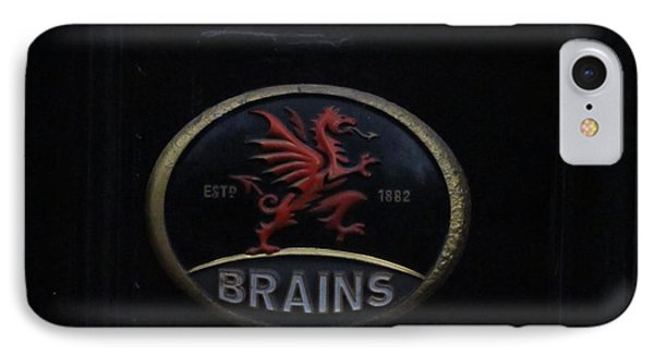 Red Dragon IPhone Case