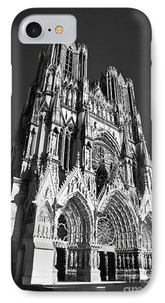 Reims Cathedral IPhone Case