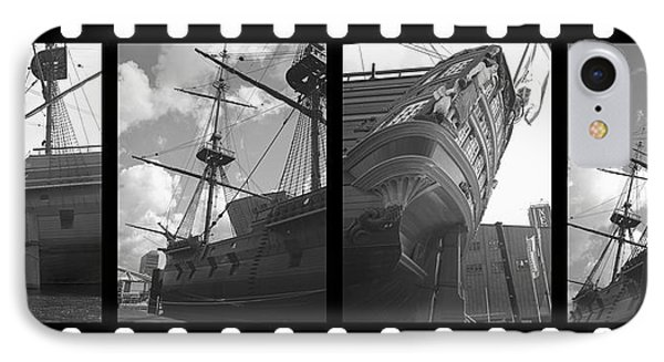Remember This Boat IPhone Case
