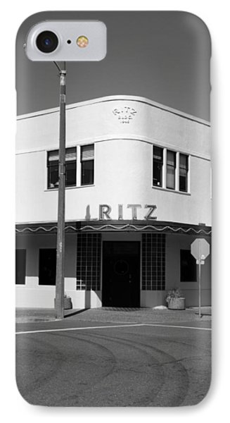 Ritz Building Eureka Ca IPhone Case