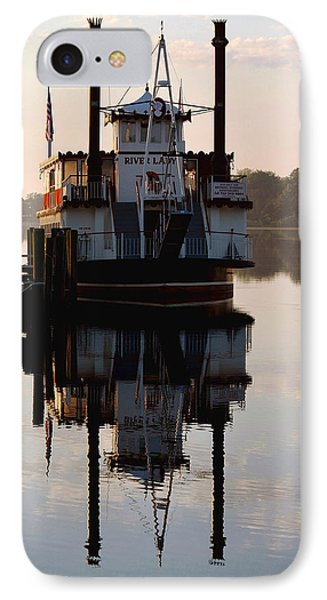 River Lady Cruise IPhone Case