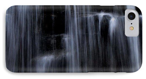 Rock Glen Water Falls IPhone Case