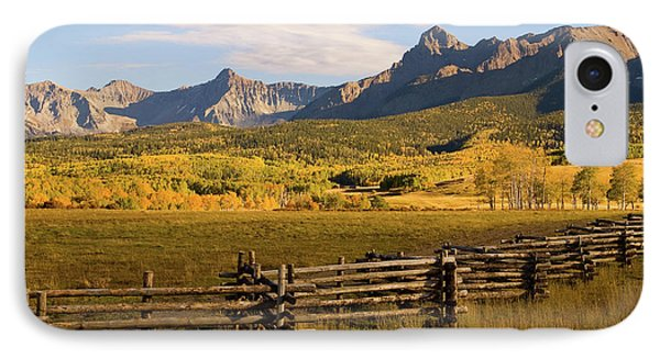Rocky Mountain Ranch IPhone Case