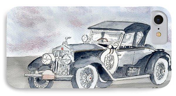 Rolls Royce 1923 IPhone Case