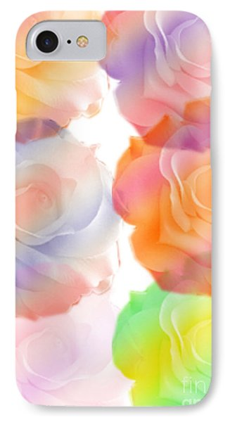 Rose Of A Different Color IPhone Case