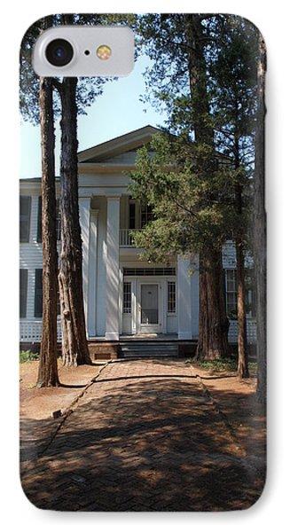 Rowen Oak Porch IPhone Case