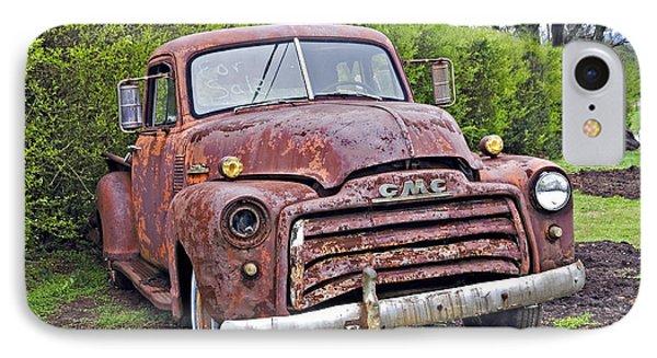 Sad Truck IPhone Case