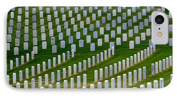 San Diego Military Memorial 2 IPhone Case