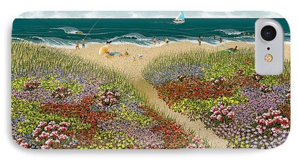 Sand Path IPhone Case