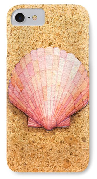 Scallop Shell IPhone Case