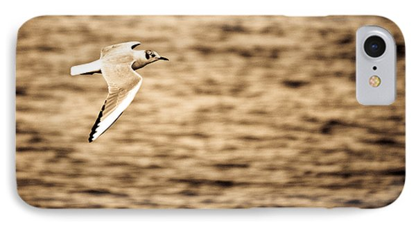 Seagull Antiqued IPhone Case