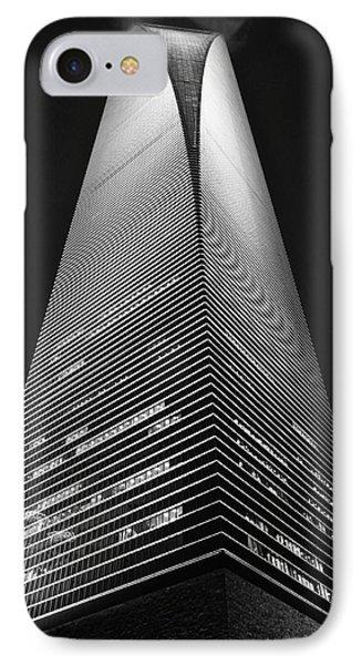 Shanghai World Financial Center IPhone Case