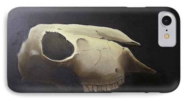 Sheep Skull IPhone Case