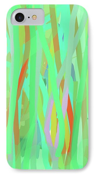 Singing Willows IPhone Case