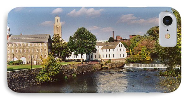 Slater Mill Complex IPhone Case