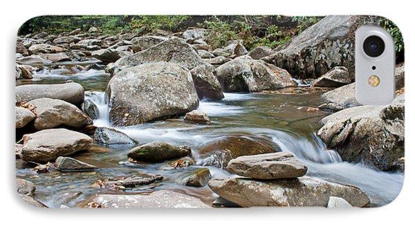 Smoky Mountain Streams IPhone Case