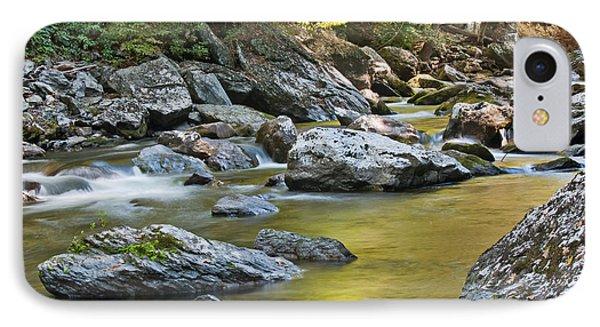 Smoky Mountain Streams II IPhone Case