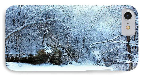 Snowy Morn IPhone Case