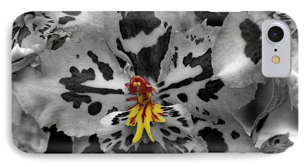 Soul Of An Orchid IPhone Case