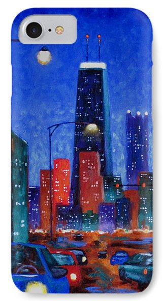 South On Clark Street IPhone Case
