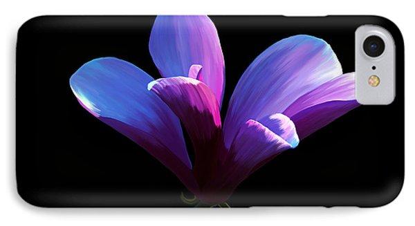 Steel Magnolia IPhone Case