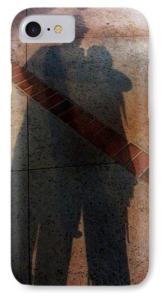 Street Shadows 002 IPhone Case