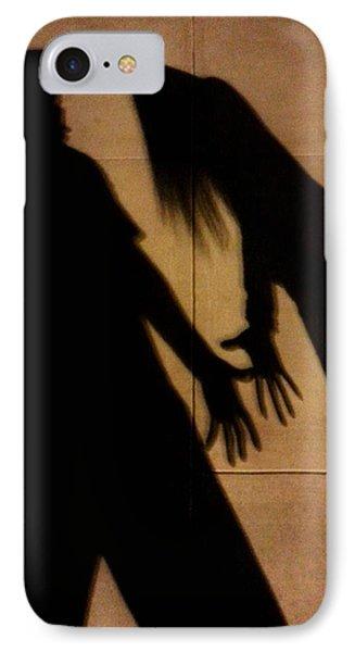 Street Shadows 006 IPhone Case