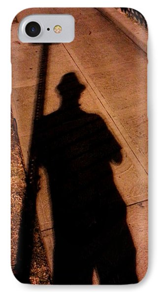 Street Shadows 008 IPhone Case