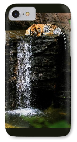 Strength At Rest IPhone Case